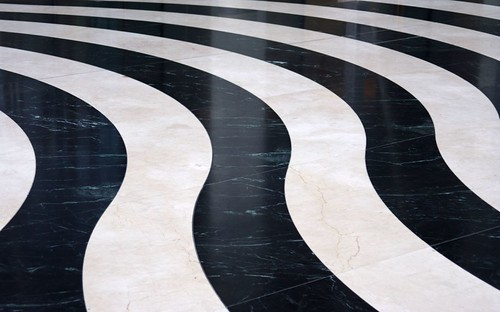 photo of marble flooring