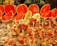 Today menu: Colorful fruit | by Paco CT