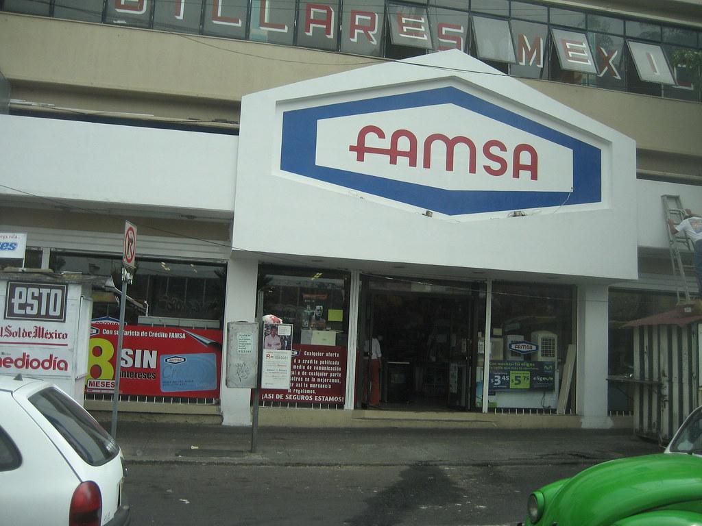 Famsa Benito Juarez | Financing-heavy electronics & furnitur… | Flickr