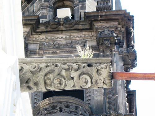 Puebla - Templo de San Cristobal