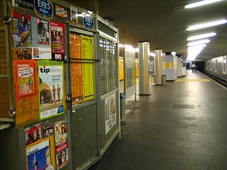 Bahnhof Hansa Platz   by luisvilla