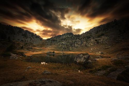 chamrousse coldelinfernet france isère lacachard massifdebelledone montagne pentax pentaxk3ii sigma1020f456 blending coucherdesoleil landscape sunset