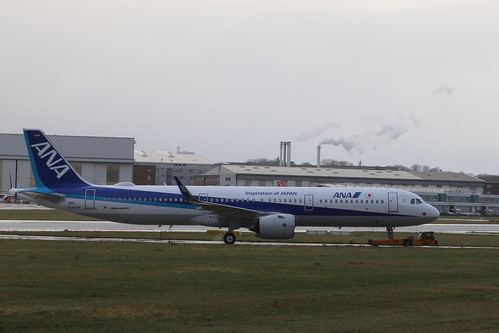 A321neo All Nippon Airways JA141A | by XFW-Spotter