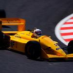 Lotus 100T(1988)driven by Satoru Nakajima