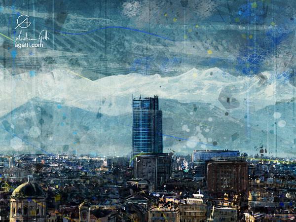 Turin skyscraper