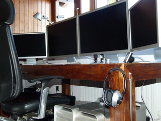 My Home Office in 2012