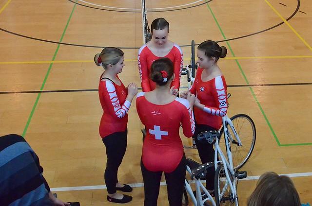 Trikoty švýcarské reprezentace