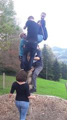 Teamausflug Iisböck 23