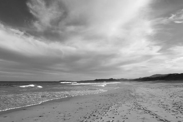 Moonee Beach, Coffs Harbour NSW.