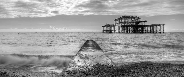 West Pier, Brighton, 03/10/2018 [Explored]