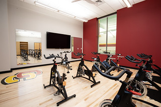 A visual tour of the Patricia '63 & Merrill '61 Shanks Health and Wellness Center