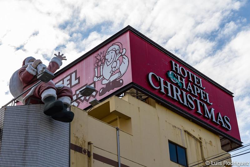 Hotel temático de Navidad