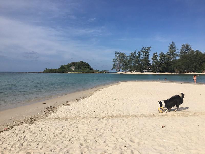 チェンモンビーチ Choengmon beach koh samui