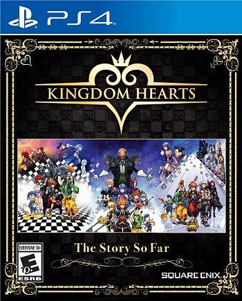 Kingdom Hearts TSSF