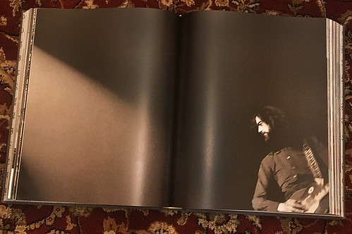My photo of Jimmy Page - Official Led Zeppelin by Led Zepplin book | by Dina Regine
