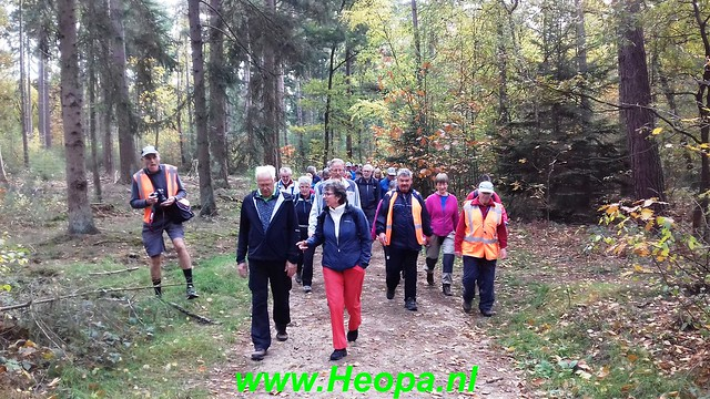 2018-11-07               Baarn SOP           25 Km  (38)