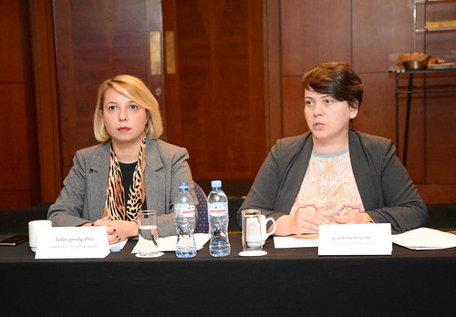 შშმ პირთა უფლებების კონვენციის საკონსულტაციო საბჭოს სხდომა 14.11.18 Meeting of Consultative Council on Convention of the Rights of Persons with Disabilities