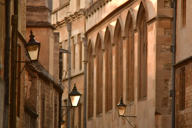 Oxford: Carl Zeiss: 200mm, 135mm