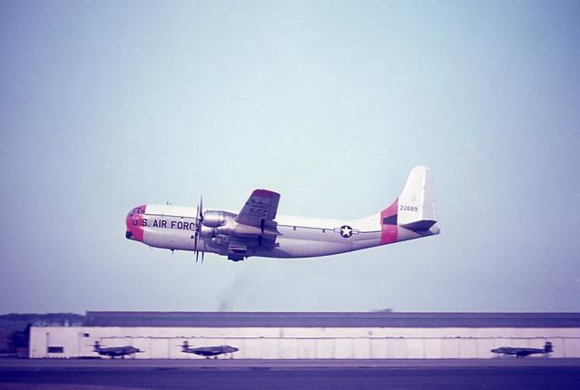 52-2689. Boeing C-97G Stratofreighter