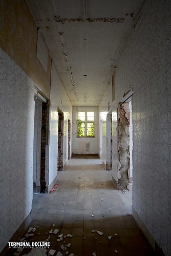 St Georges Hospital 26   by Terminal Decline