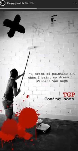 Gypsy Poet Studio - Instagram Story | by phillip_white