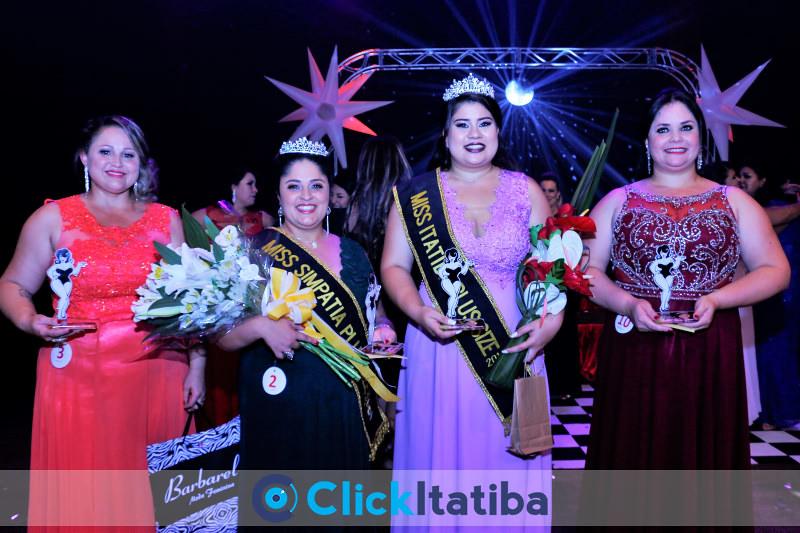 Miss Plus Size - 2018
