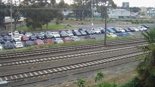 Railpage Albion Camera #3 Rail Movement Detection   by Railpage Albion Railcam 3