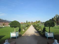 Orangerieparterre Schwetzingen