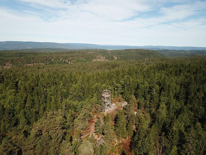 05-Tårnet på Seteråsen (drone)