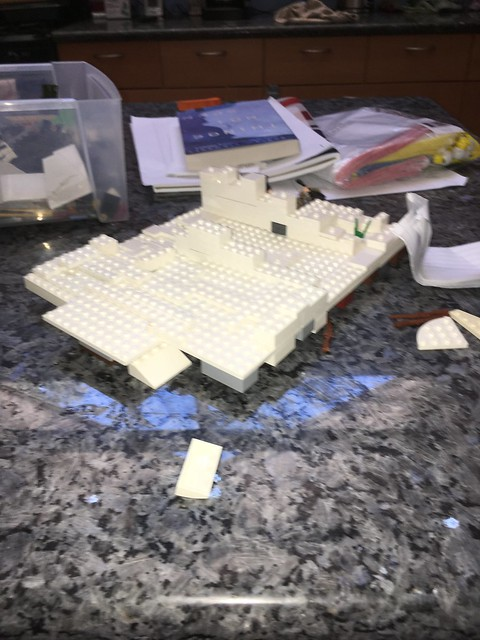 Upgrading the battlefield