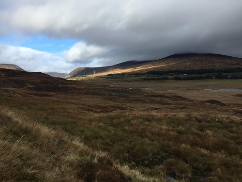 Slopes of A Bhuidheanach Bheag | by malky_c