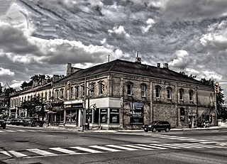 Paris Ontario - Canada - Four Corners - Downtown - Heritage Town | by Onasill ~ Bill Badzo