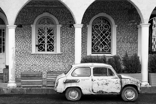 Oldtimer in Georgia | by JarHTC