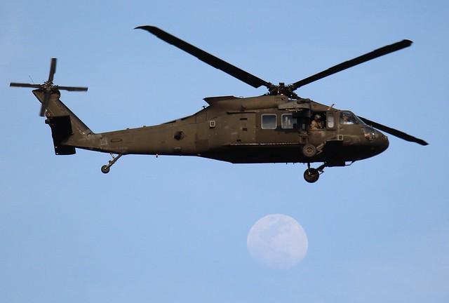 U.S. Army UH-60 Black Hawk 188, (3)