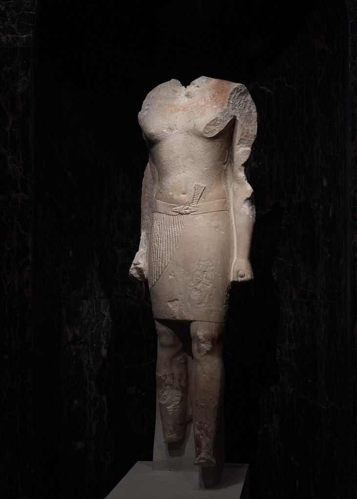 Statue of Ra-wer | From Giza Egyptian Old Kingdom, late 4th