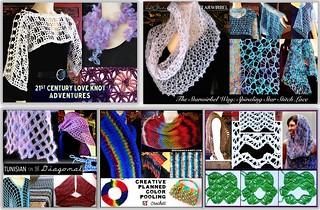 All Five Crochet Classes for 2018 | by vashtirama