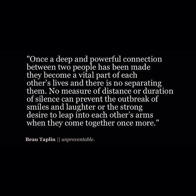 Soulmate And Love Quotes: Soulmate Quotes : Unpreventable