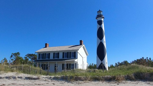 cape lookout lighthouse outer banks north carolina