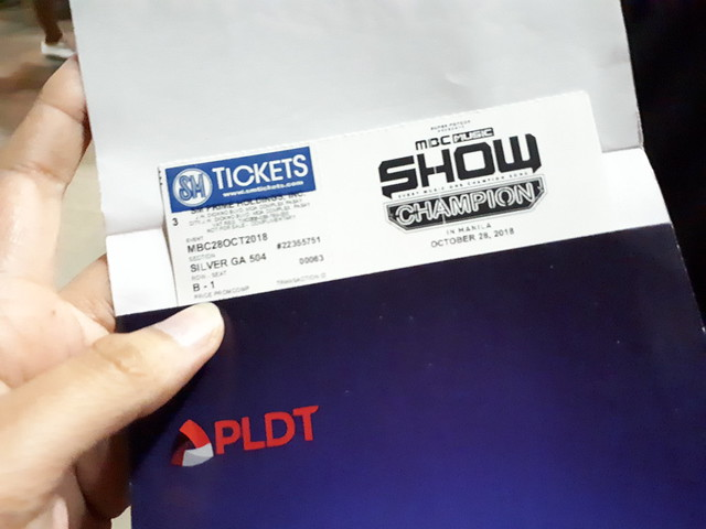 MBC ShowChampion in Manila 2018