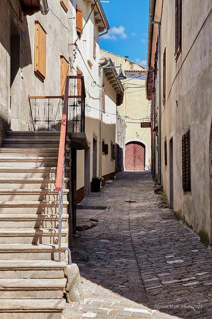 Veduta iz starog grada Buzeta (2)