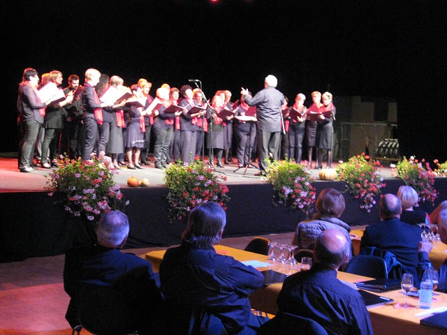 L'ensemble vocal Arpège