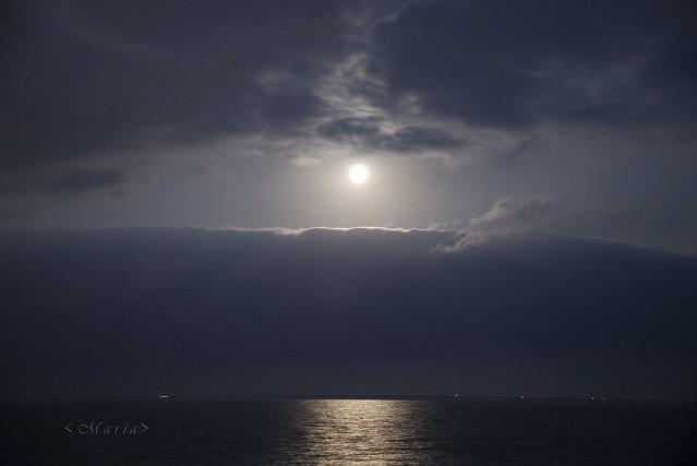 Entre el cielo y el mar... estás tú