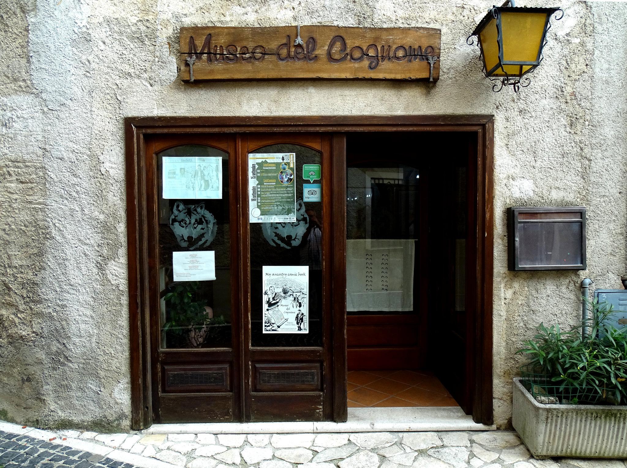Museo del cognome