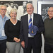 With Norman, Sue & John Lovatt, Cyrille Regis Suite, The Hawthorns, West Bromwich