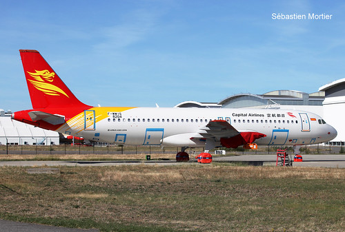 320.251-NEO CAPITAL AIRLINES F-WWIS 8204 TO B- 22 09 18 TLS | by L'AMI DU TARMAC