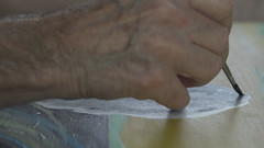Tim_paintingCloseup Hand