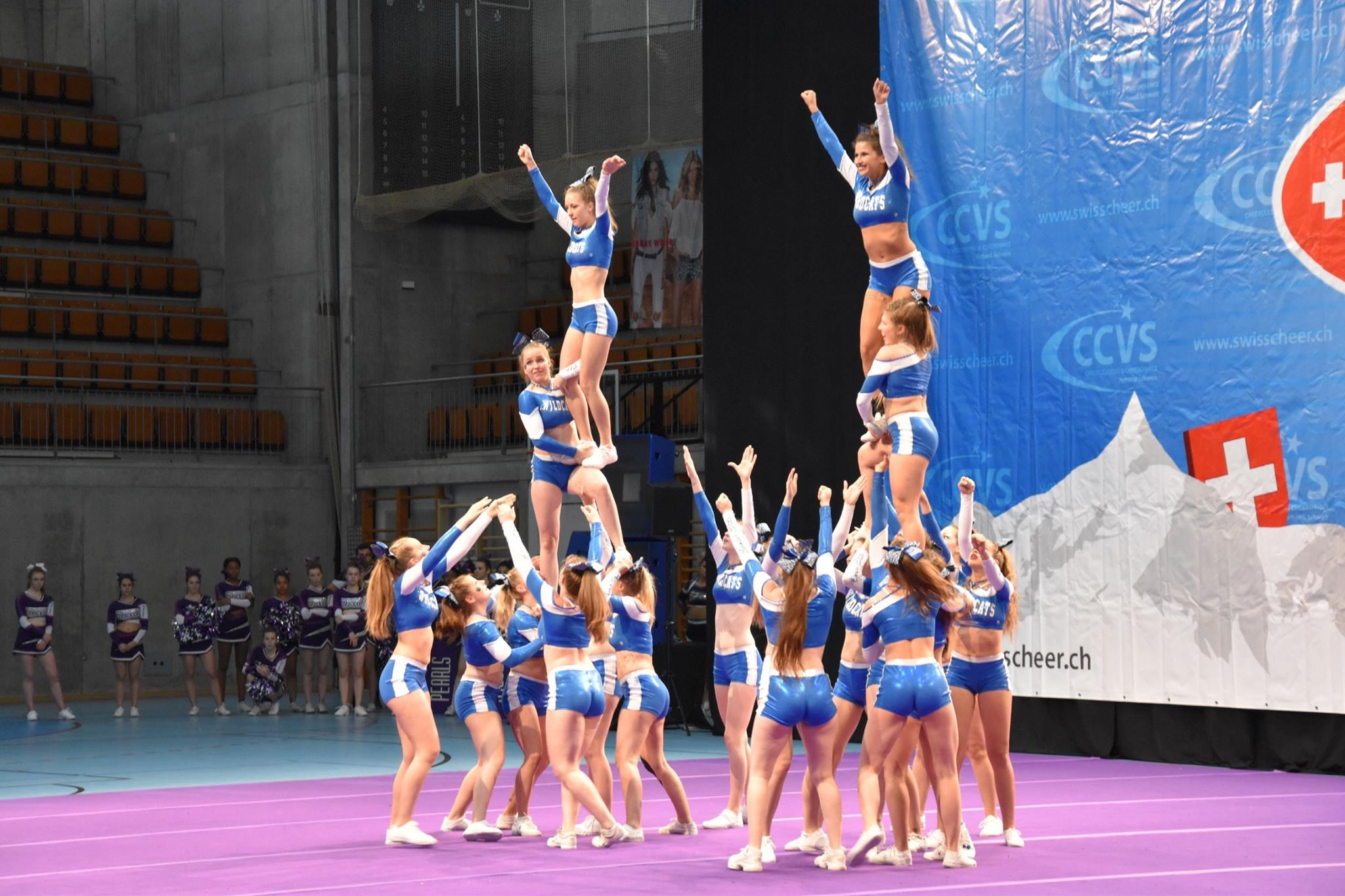 Luzern Wildcats Season 5 15/16