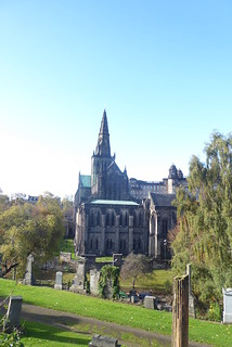 Glasgow Cathedral    October 2018