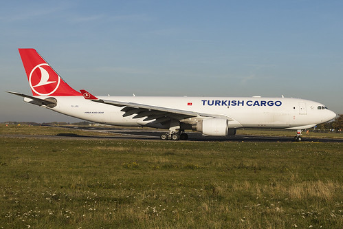 Turkish Airlines A332F TC-JOO | by Maarten Dols