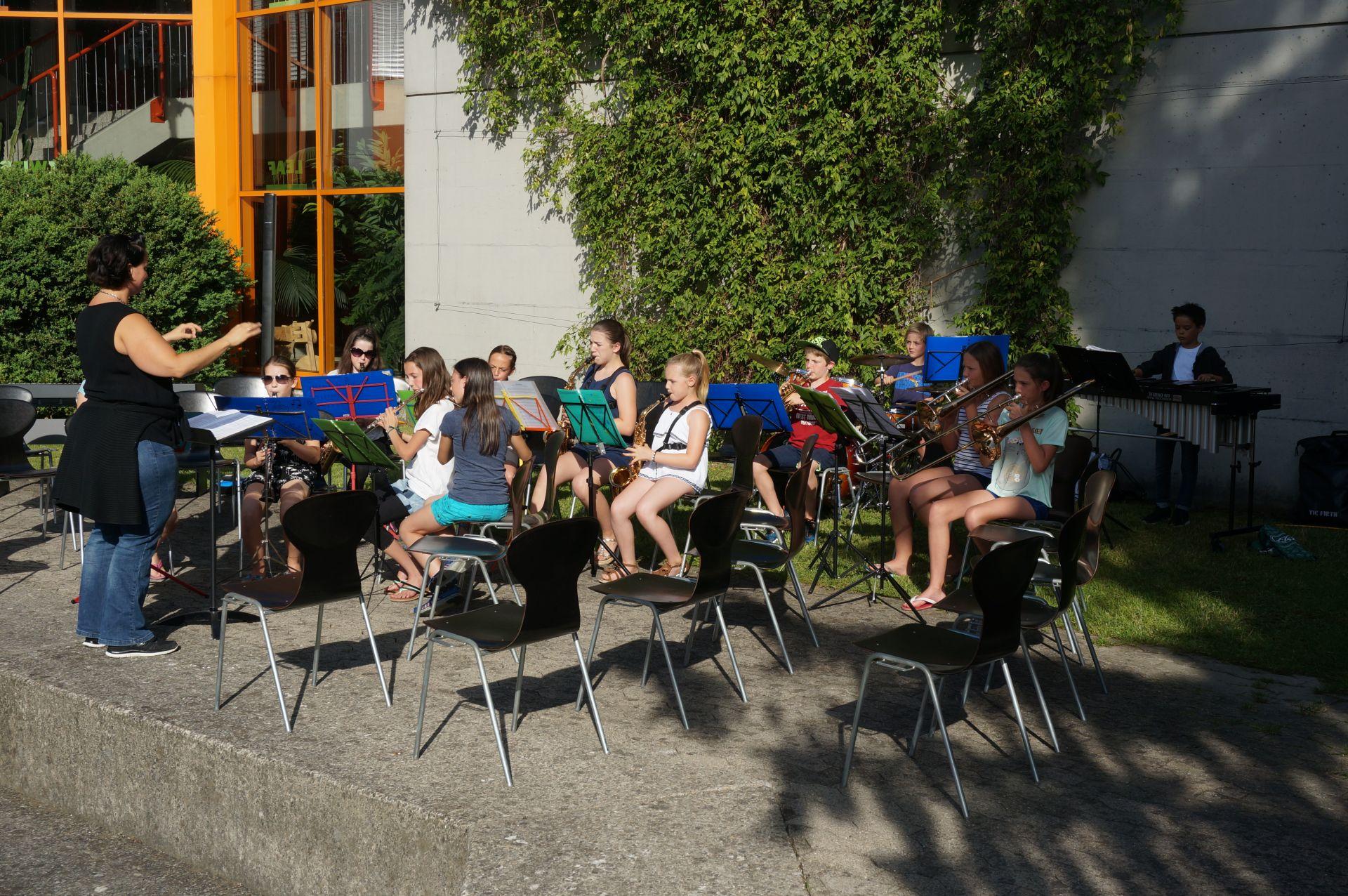 Serenade Musikschule 2017